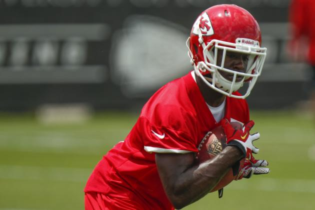 Chiefs Rookies Face First Test of Training Camp
