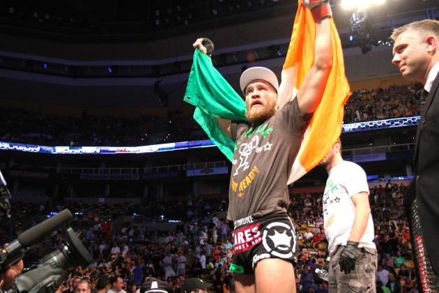 UFC Fight Night 46 Results: What We Learned from McGregor vs. Brandao