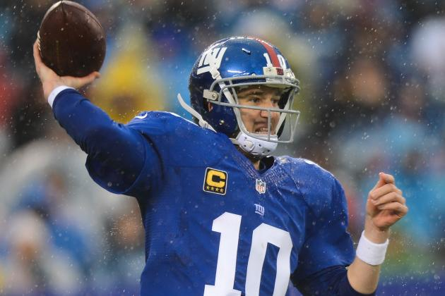 NY Giants Training Camp Preview: Five Issues for Big Blue in 2014