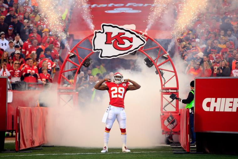 Draft Your Fantasy Football Team in Kansas City Chiefs' Arrowhead Stadium