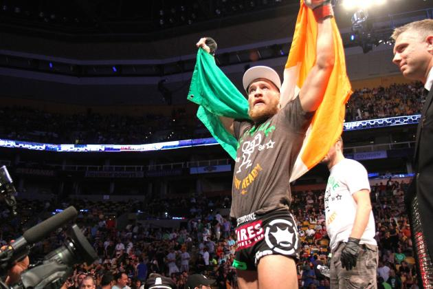 Conor McGregor Proves He's More Than Just Talk, but Still Has a Long Road Ahead
