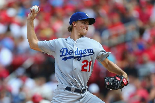 Zack Greinke Shaky, Yasiel Puig Hurt as Dodgers Continue St. Louis Horror Show