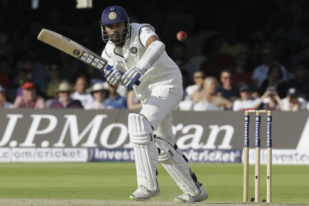 Murali Vijay's Patient Innings Needs to Continue for India to Win Lord's Test