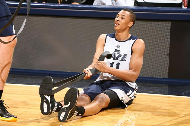 Jazz Rookie Dante Exum Displays Several Fixable Flaws in Las Vegas Summer League