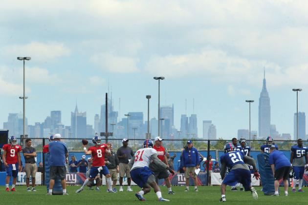 Behind the Scenes: New York Giants Head Groundskeeper Shares His Insight