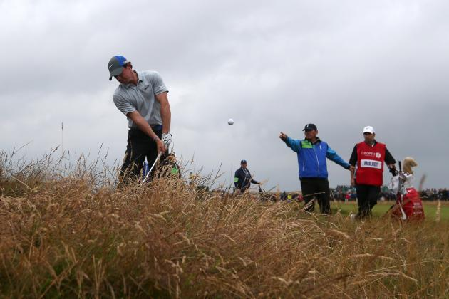 Rory, Rickie, Sergio and Dustin: What They Have to Do to Win the British Open