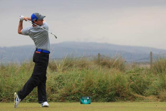 British Open Leaderboard 2014: Live Look at Day 4 Scores and ...