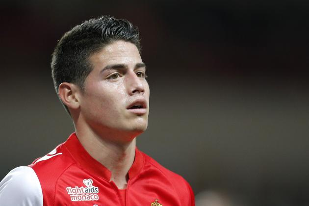 Real Madrid Transfer News: Latest on James Rodriguez, Alvaro Negredo and More