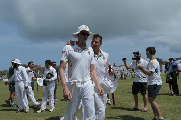 Sri Lanka vs. South Africa, 1st Test, Day 5: Highlights, Scorecard and Report