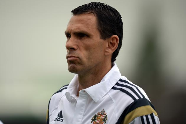 Poyet: 'Players Will Be Leaving This Summer'