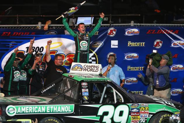 NASCAR Truck Series at Eldora 2014: Full Schedule, Standings and Preview