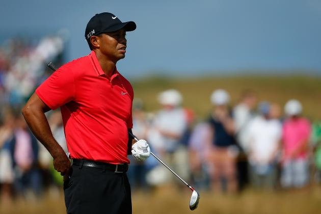British Open 2014: Live Updates for Day 4 Leaderboard Scores