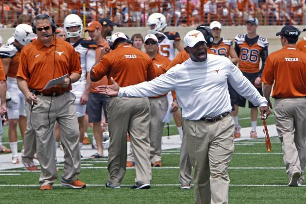 Big 12 Media Days 2014: Full Schedule, Live Stream, TV Info and Particpants
