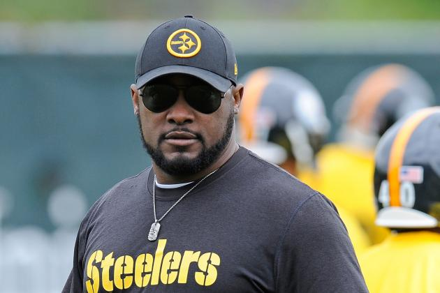 Despite Fulfilling Promise to Mother, Tomlin Not Yet Satisfied