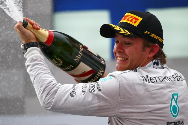 German Grand Prix 2014: Live Lap-by-Lap Updates, Highlights, Report and More