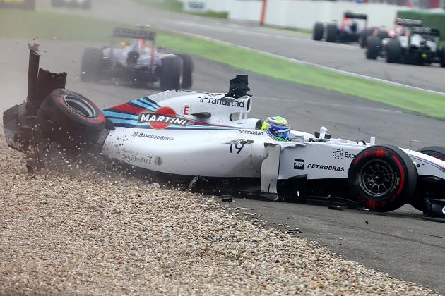 Massa Slams 'Aggressive' Magnussen