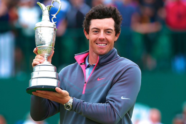 Rory McIlroy at British Open 2014: Day 4 Leaderboard Score and Twitter Reaction