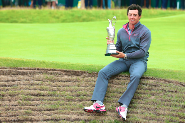 Flawless Rory McIlroy Shows the Complete Package in 2014 British Open Victory