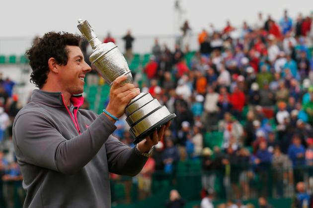 British Open Winner 2014: Projections for Rory McIlroy at PGA Championship