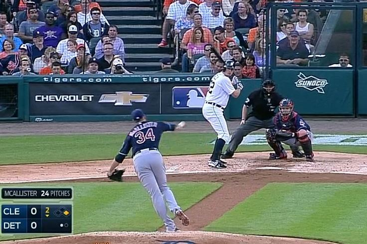 Zach McAllister Channels His Inner Carly Rae Jepsen on Extremely Wild Pitch