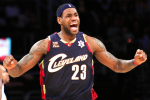 Report: NBA Store Sold Out of LeBron Jerseys