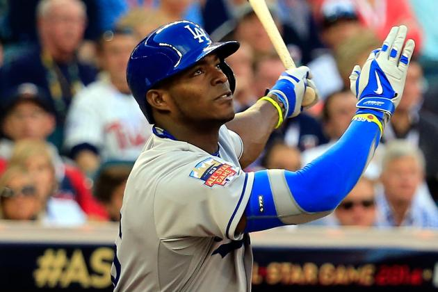 Yasiel Puig (Hand) Sitting Sunday vs. Cardinals