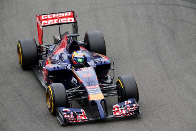 Jean-Eric Vergne Handed Track Limits Penalty Point