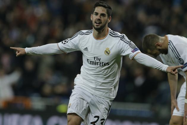 Real Madrid Signing James Rodriguez Puts Isco's Status in Doubt