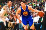 Report: Thompson Seeking Max Deal from Warriors