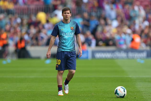Lionel Messi's 2014-15 Season Will Be Key to Barcelona Star's Legacy