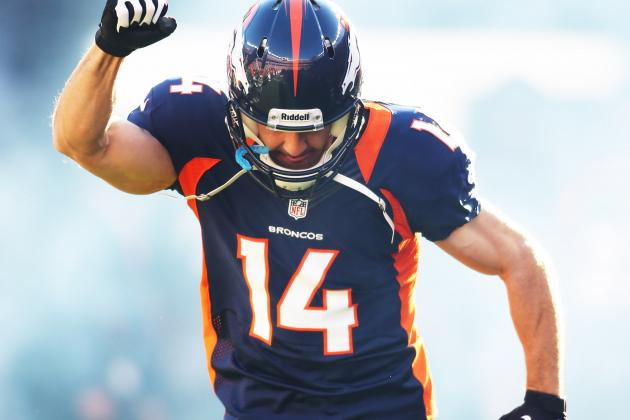 Brandon Stokley, Former Broncos Receiver, Honored at Retirement Party