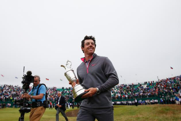 British Open 2014: Predictions for Rory McIlroy After Hoylake Triumph