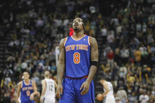 JR Smith Trade Rumors: Latest Buzz, Speculation Surrounding Knicks Star