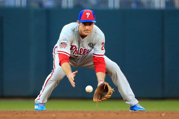 MLB Trade Rumors: Latest Buzz Surrounding Chase Utley, Cole Hamels and More