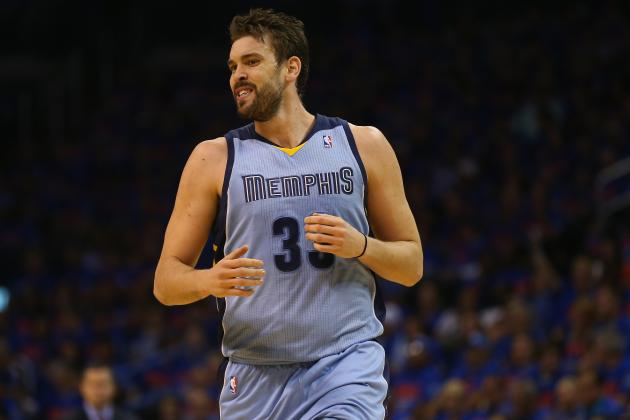 Grizzlies 2014-15 Schedule: Top Games, Championship Odds and Record Predictions