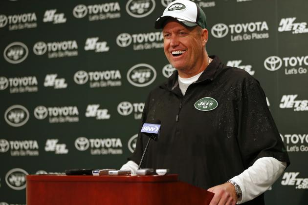 Rex Ryan Says Pats Need to Worry About the Jets