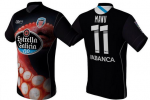 Soccer Team Debuts Octopus-Themed Jerseys
