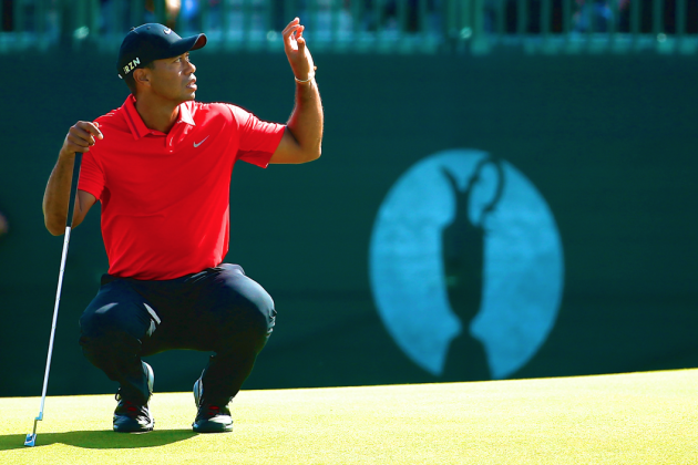 Tiger Woods Facing More Questions Than Answers After Poor 2014 British Open