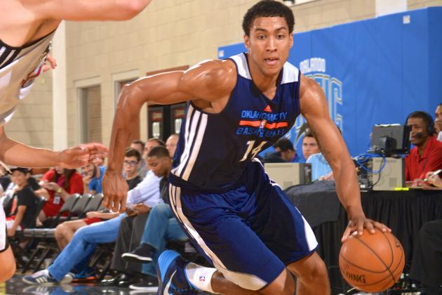 Why OKC Thunder Rookie Josh Huestis Could Lead NBA Farm System Revolution