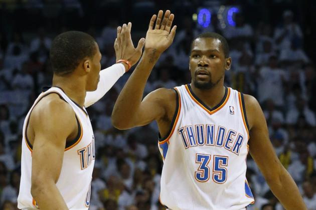 Thunder 2014-15 Schedule: Top Games, Championship Odds and Record Predictions
