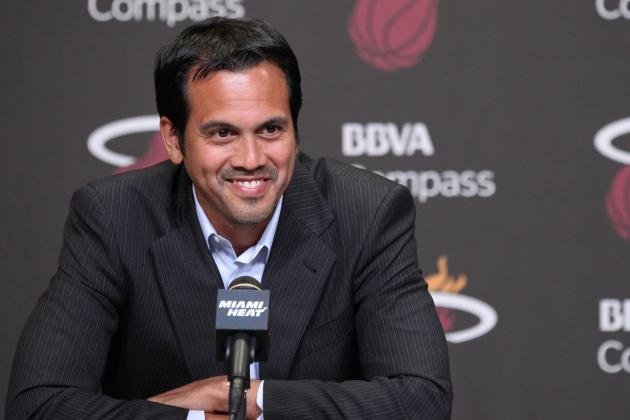 Erik Spoelstra Is Key to Miami Heat Reclaiming Status as Contenders