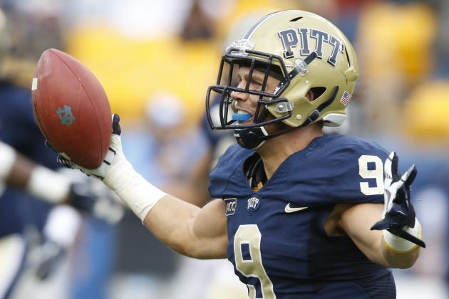 Pitt Safety Vinopal Hopes Extra Conditioning Pays off