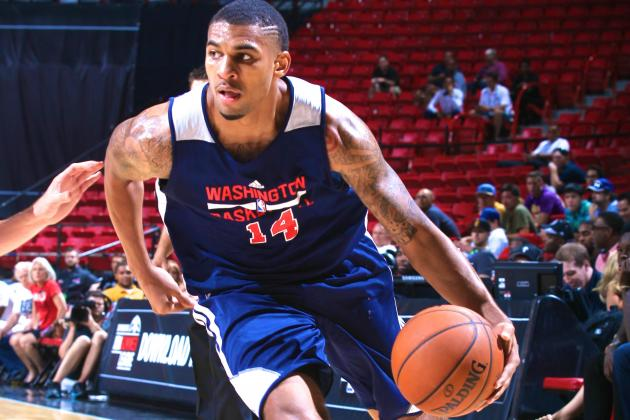 Glen Rice Jr. Named MVP of NBA Summer League