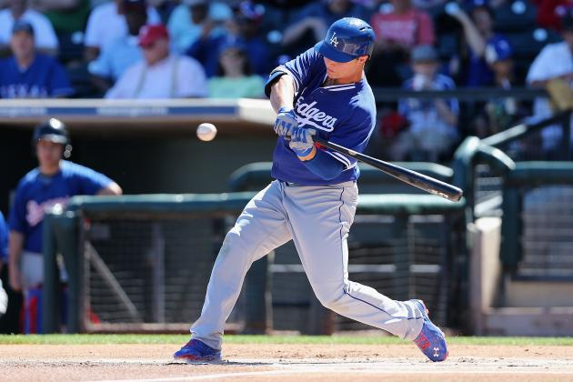 Tired Old Dodgers Need to Recharge with New Power Source: Joc Pederson