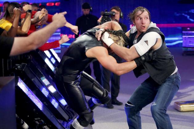 WWE Battleground 2014: Fans Deserved Better Leading into SummerSlam Build