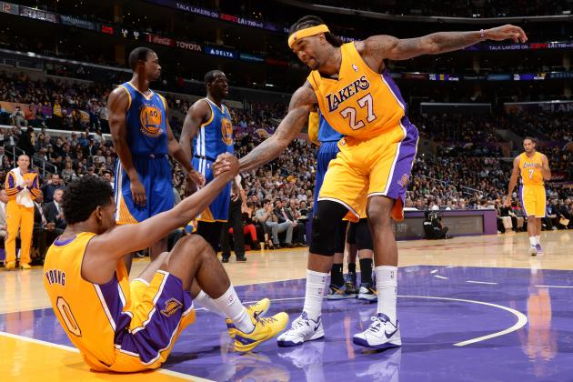 Are Nick Young and Jordan Hill More Than Placeholders for LA Lakers Now?