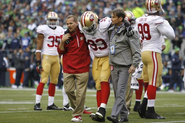 San Francisco 49ers: Checking in on Ian Williams and the Rest of the Injury List