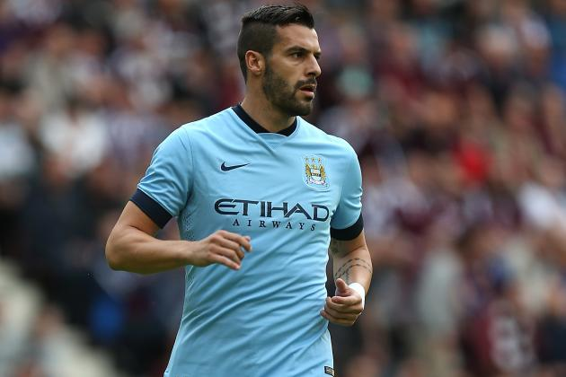 Alvaro Negredo Injury: Updates on Manchester City Star's Foot and Recovery