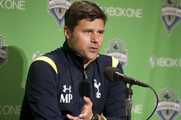 Tottenham Shouldn't Panic About Their Lack of Transfer Movement