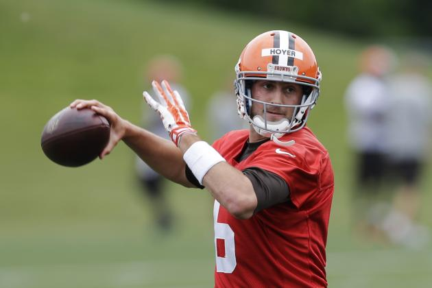 Despite Johnny Manziel Hype, Fans Shouldn't Write off Brian Hoyer